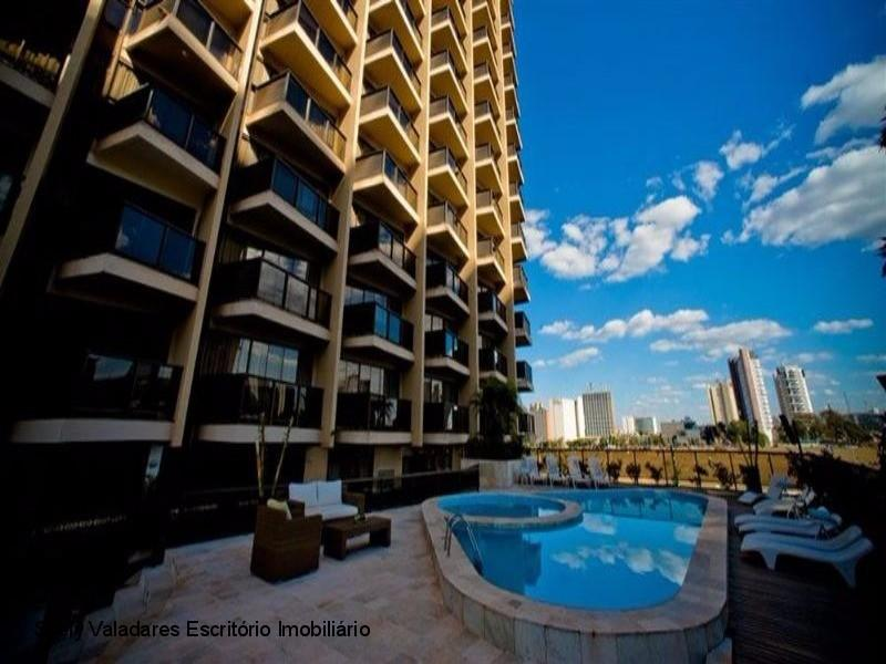 SHN QD 2 - ÓTIMO FLAT REFORMADO E MOBILIADO NO KUBITSCHEK PLAZA HOTEL