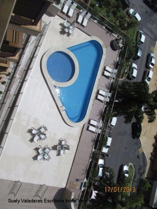 SHN QD 2 - ÓTIMO FLAT MOBILIADO NO KUBITSCHEK PLAZA HOTEL