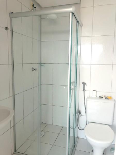 CLN 7 - Apartamento 1 quarto, ed. Bandeirante, 30m², ac. financiamento!