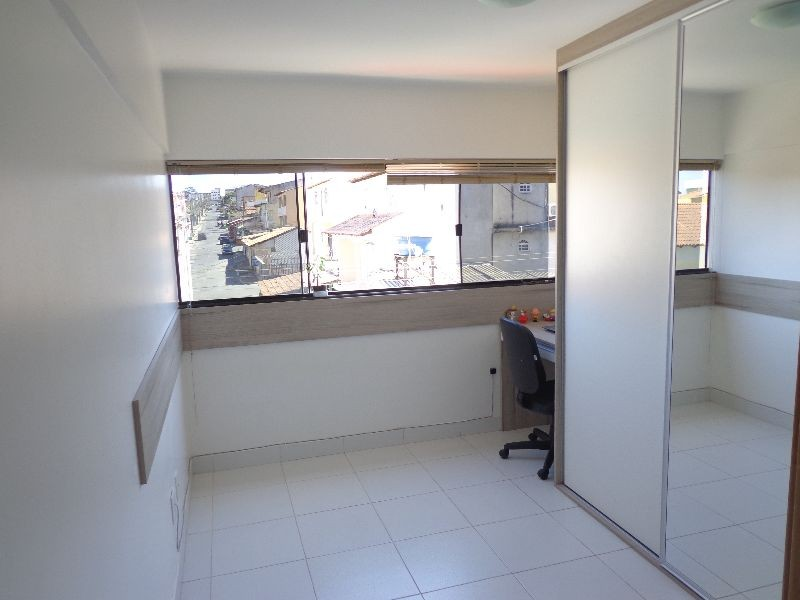 CLN 7 - Ótimo apt 1 quarto com armários planejado e garagem