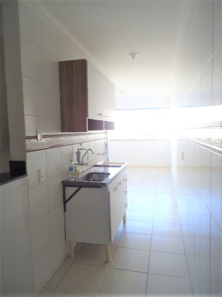 CLN 3 - Ótimo apartamento d e1 quartos, aceita financiamento e FGTS!