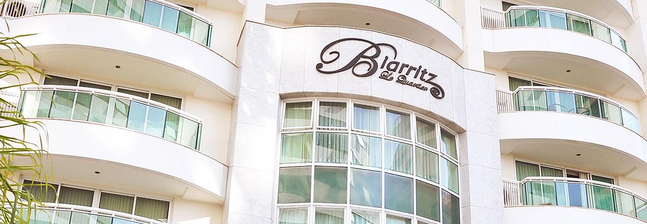 BIARRITZ , O MAIS COMPLETO HOTEL RESIDÊNCIA DE BRASÍLIA.
