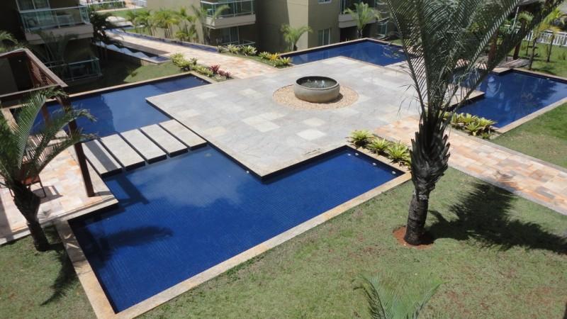 Lindo apartamento para locaçao THE SUN RESORT 30M²