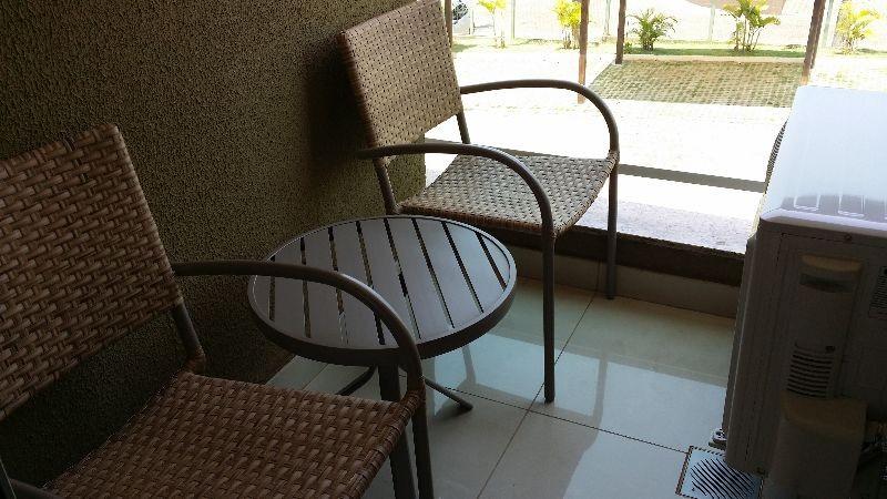 LINDO FLAT PARA LOCAÇÃO 30m² NO THE SUN - R$2.200,00