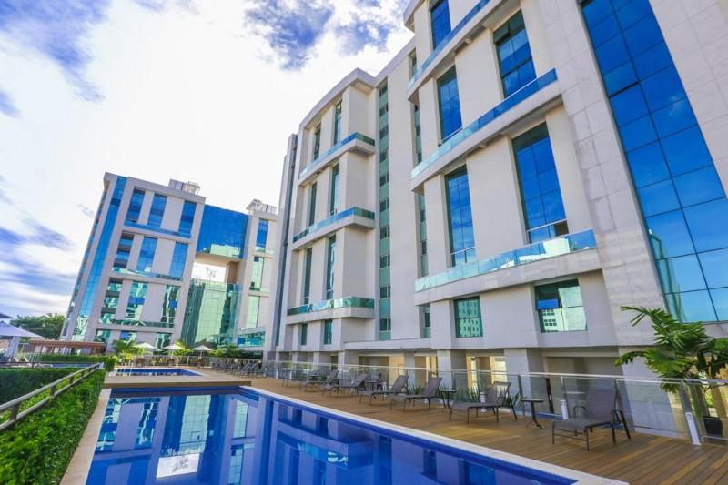 Apartamento para locação vista park sul