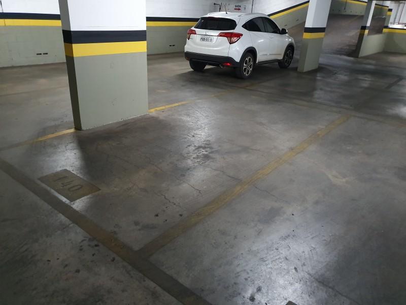 Vaga de garagem 12m², Ed. Barão de Mauá, SIG-DF