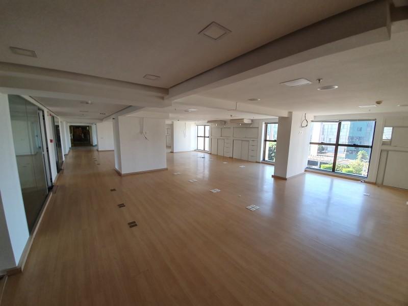 Espaço comercial 425m², 06 vagas, Ed. Victória Office Tower - Asa Sul.