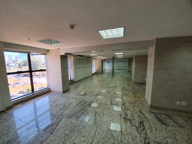 Espaço comercial 850m², 09 vagas, Ed. Victória Office Tower - Asa Sul.