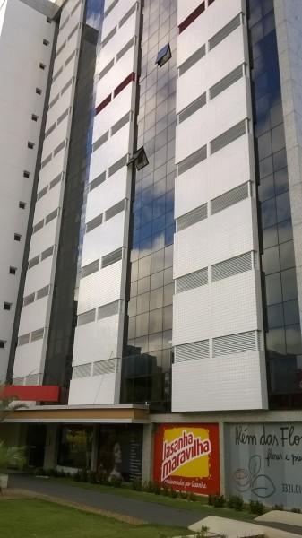 Linda sala Comercial 27m2, mobiliada, ar condicionado, copa - Asa Sul