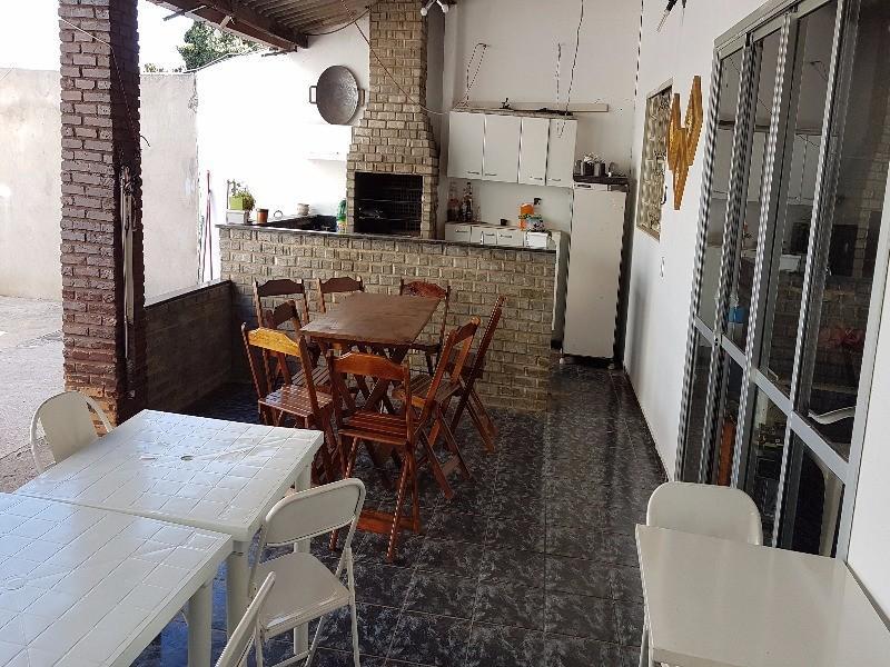 Colonia Agrícola Águas Claras, Chácara 23 A.  Excelente sobrado alto padrão acabamento de primeira