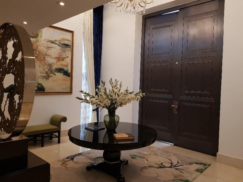 SHIS QL 06 - Ponta de picolé mansão luxo elevador, novíssima, construída há três anos