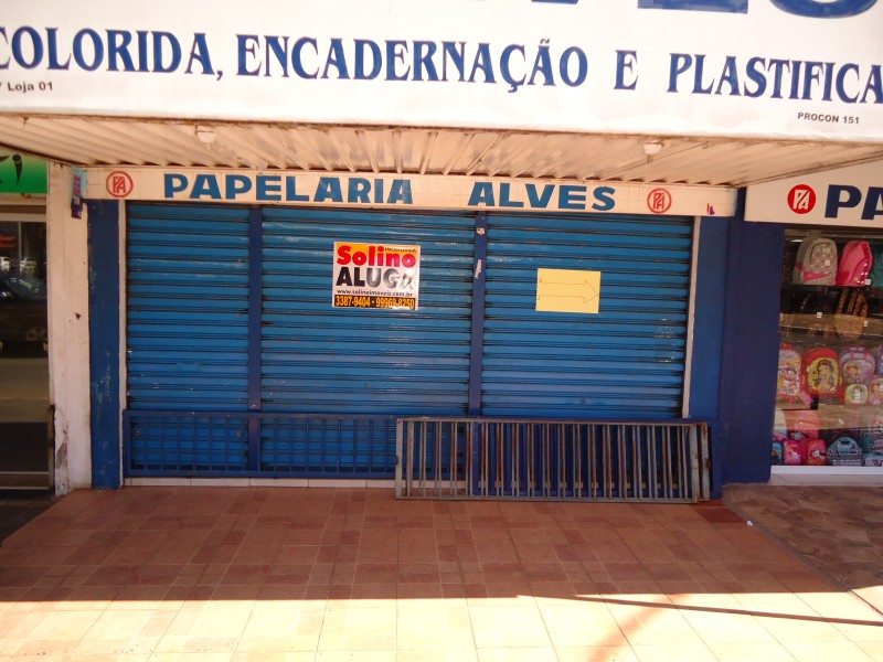 LOJA PARA LOCAÇÃO NA QUADRA 08 DE SOBRADINHO - DF