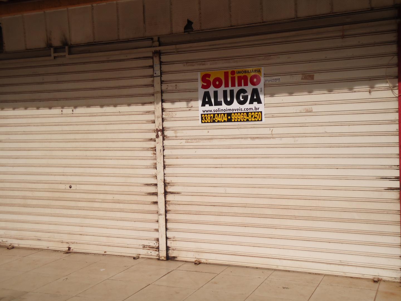 ALUGO LOJA COMERCIAL NA QUADRA 08 BLOCO 13 LT. 05 SOBRADINHO-DF