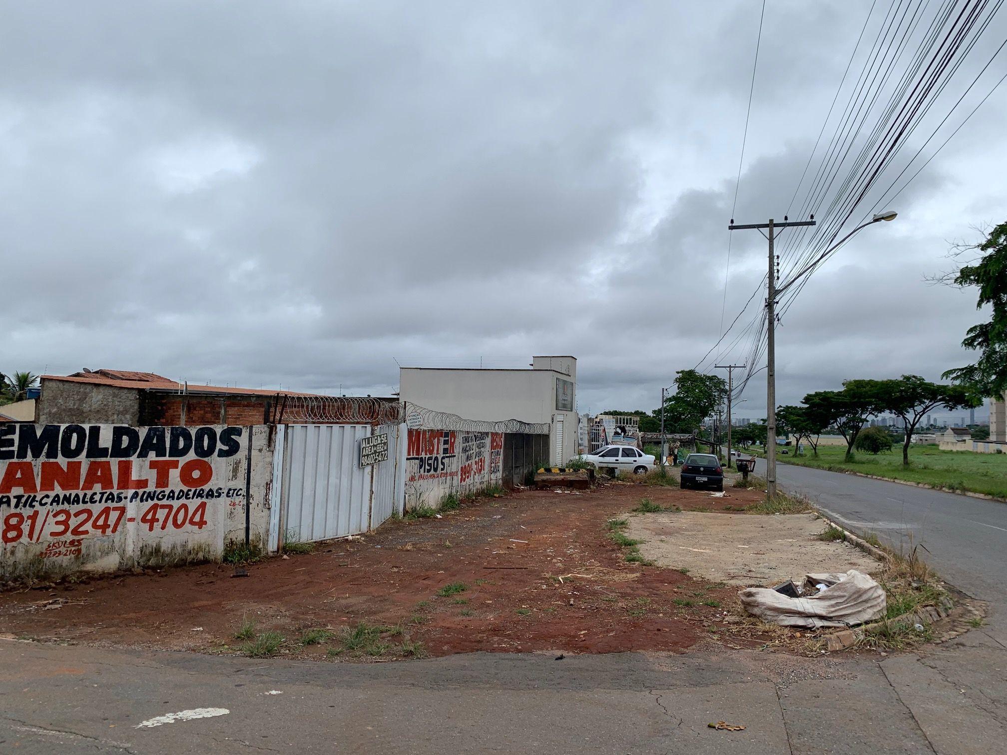 ÁREA COMERCIAL SETOR FAIÇALVILLE