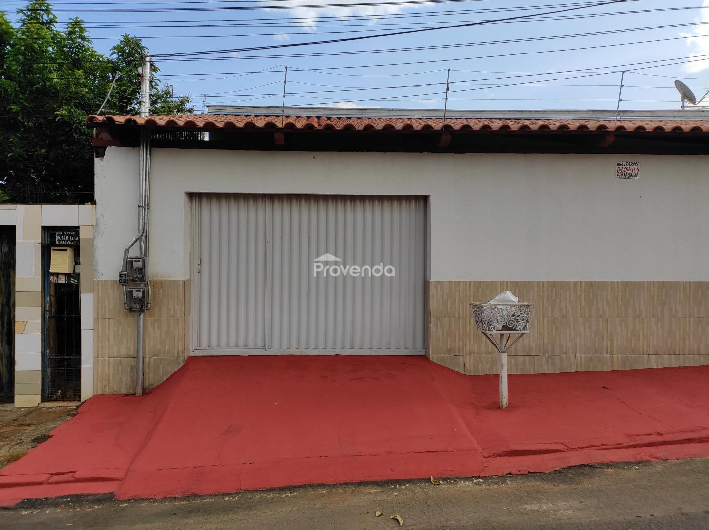 CASA VILA BRASILIA APARECIDA DE GOIANIA