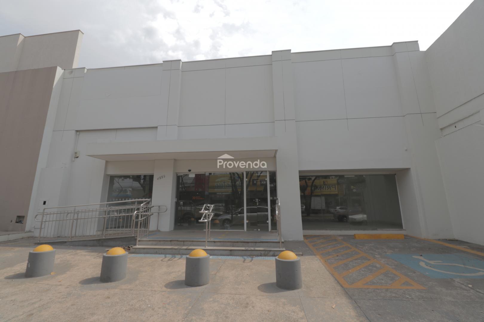 PRÉDIO COMERCIAL SETOR RODOVIÁRIO