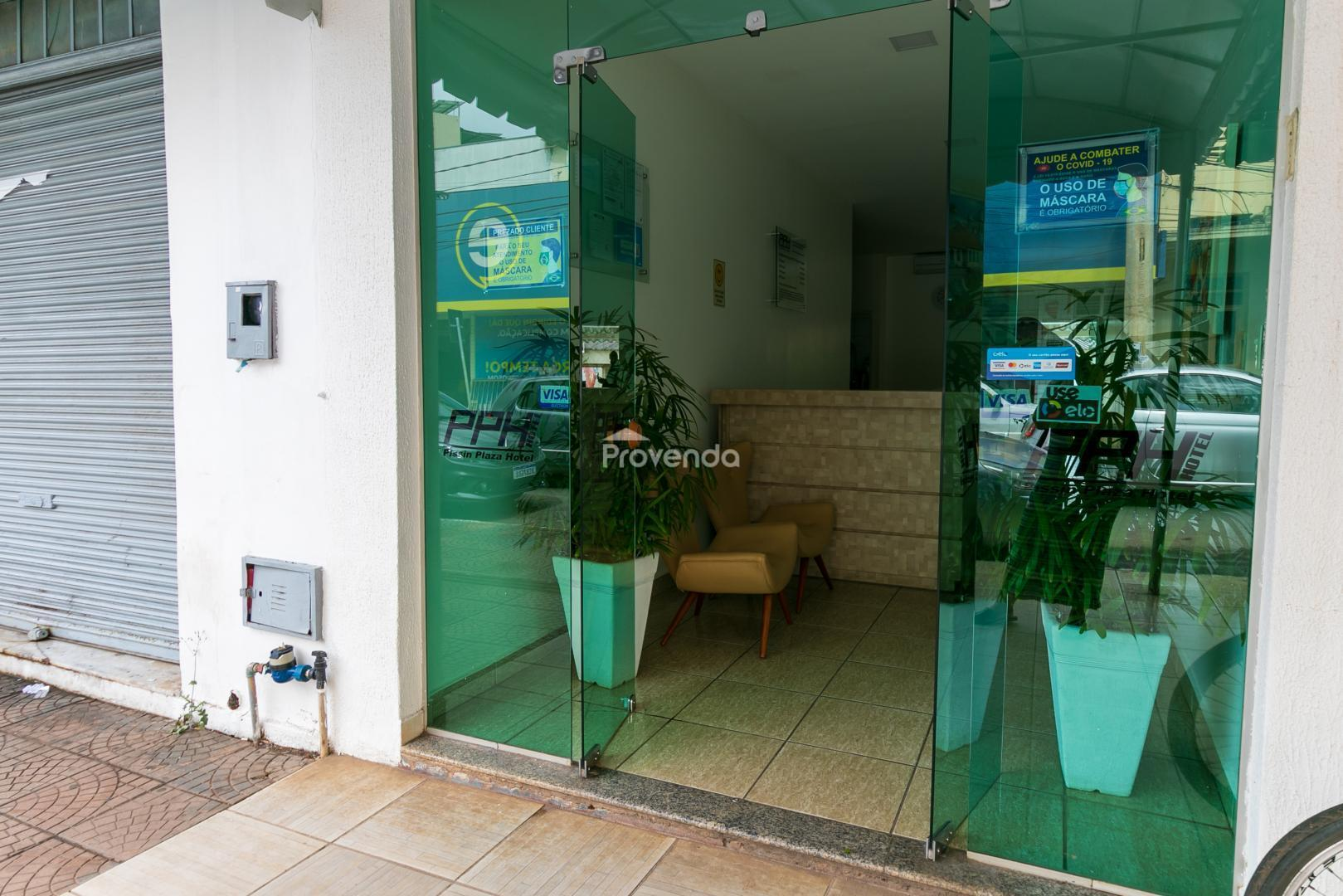 ARRENDAMENTO HOTEL SETOR CENTRAL