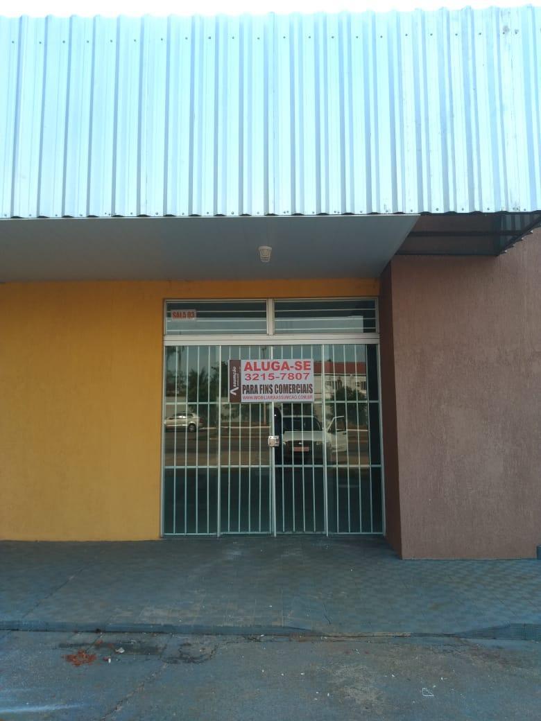 Aluga-se Sala Comercial na Quadra 104 Norte.