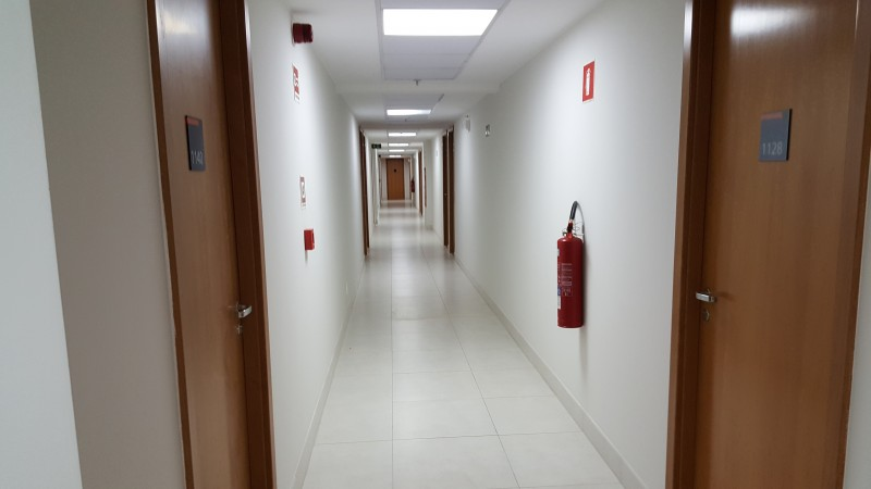 Sala excelente c/ 1 vaga no CONNECT TOWERS *** Temos 2 salas ***