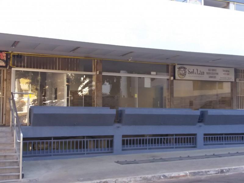 Três lojas excelentes conjugadas, excelente, no SHN - GARVEY HOTEL