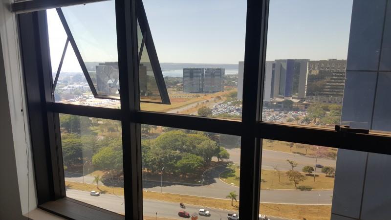 Sala excelente e ampla America Office Tower