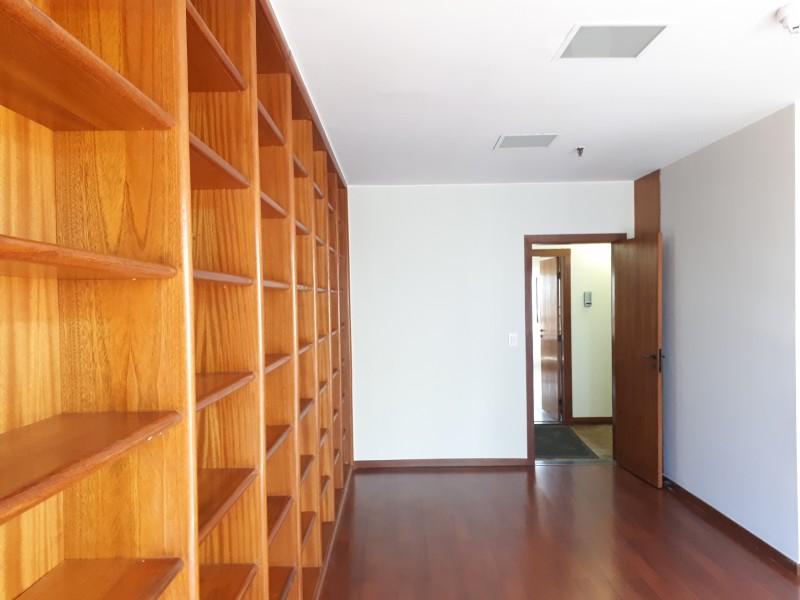 Excelente sala linda vista, SBS, ar-condic, Banheiro  GARAGEM GRÁTIS POR 1 ANO