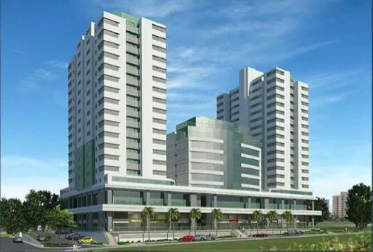 Apartamento de 02 Quartos Residencial Orion