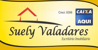 Suely Valadares Escritório Imobiliário - QN 1 - ÓTIMA CASA NA LAJE - AC. FINANCIAMENTO E FGTS!!
