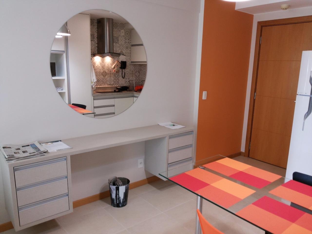 Lindo  Apartamento para locação Ed.Saint moritz  apto de 33m²