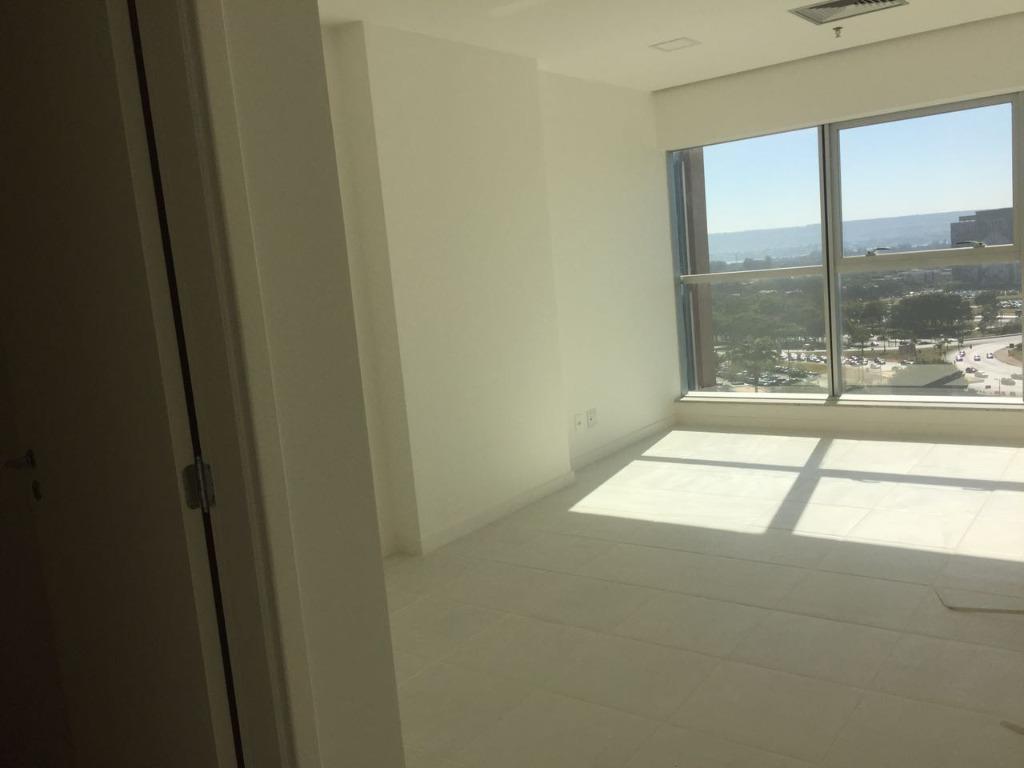 ''Linda sala no edifício Vision''