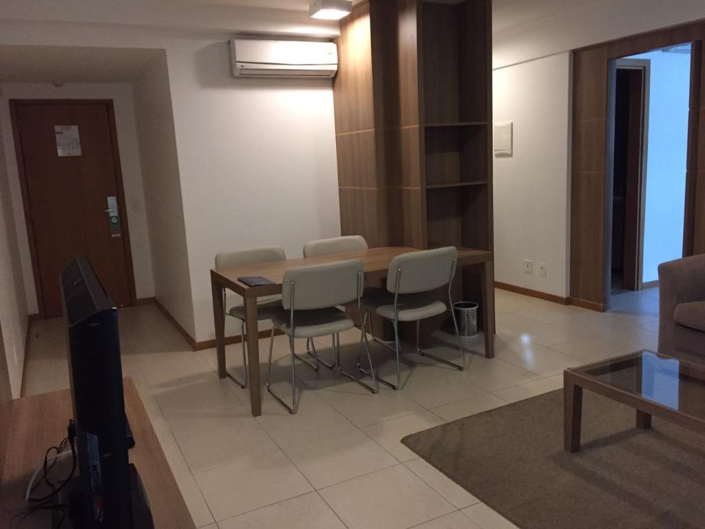 APARTAMENTO 66 METROS ASA NORTE,  HOTEL SAINT MORITZ , Á R$490.000,00.