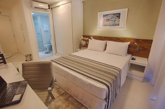 LINDO FLAT, HOTEL VISION À VENDA R$310.000,00.