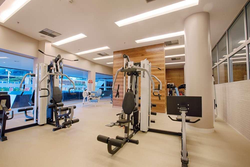 Apartamento Ed.Vision para locação 29m², mobília diferenciada!!