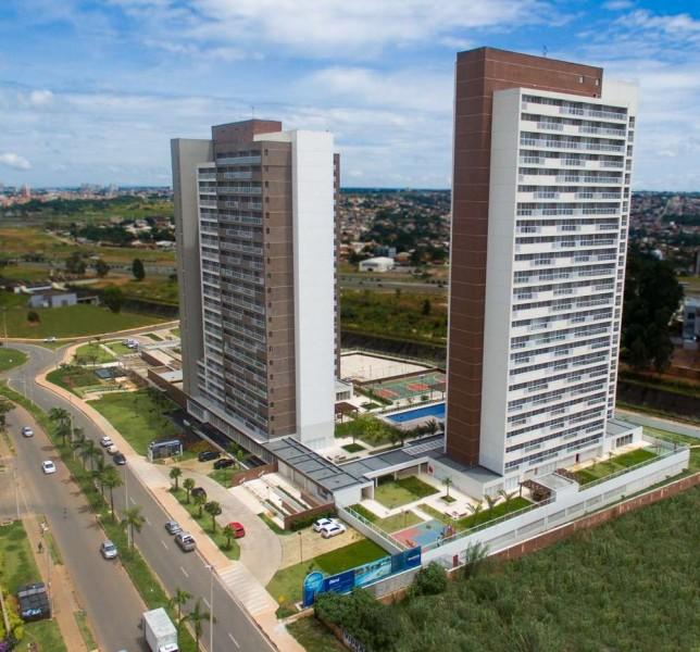 APARTAMENTO DE 32m²  PARA LOCAÇÃO NO RESIDENCIAL BLEND - ÁGUAS CLARAS