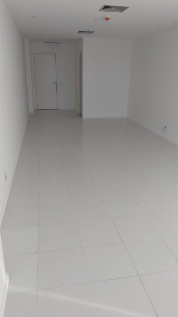Linda sala para locação ED;LE QUARTIER 40M² vista esplanada