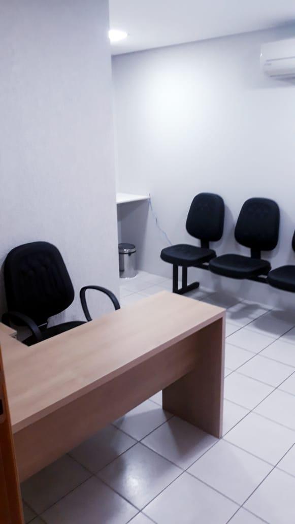 Alugo sala 27m2, mobiliada, vaga, Setor de Autarquias Sul, Asa Sul