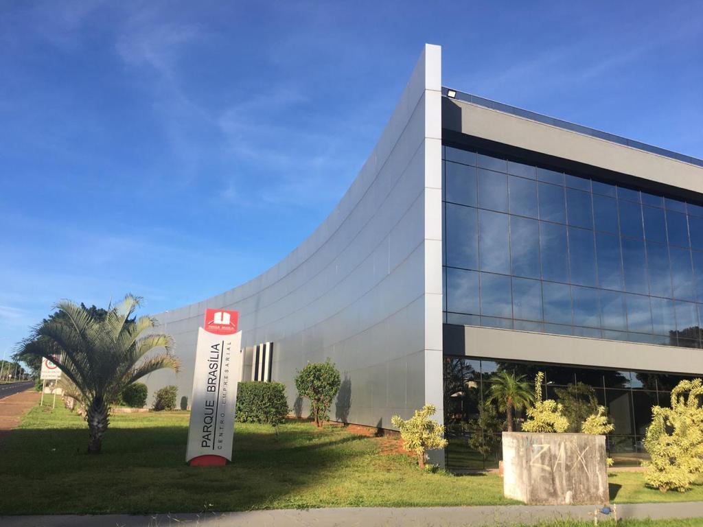 Vendo Ótima Sala No Parque Brasília, 36,54m2, Vaga, Setor de Industrias Gráficas.
