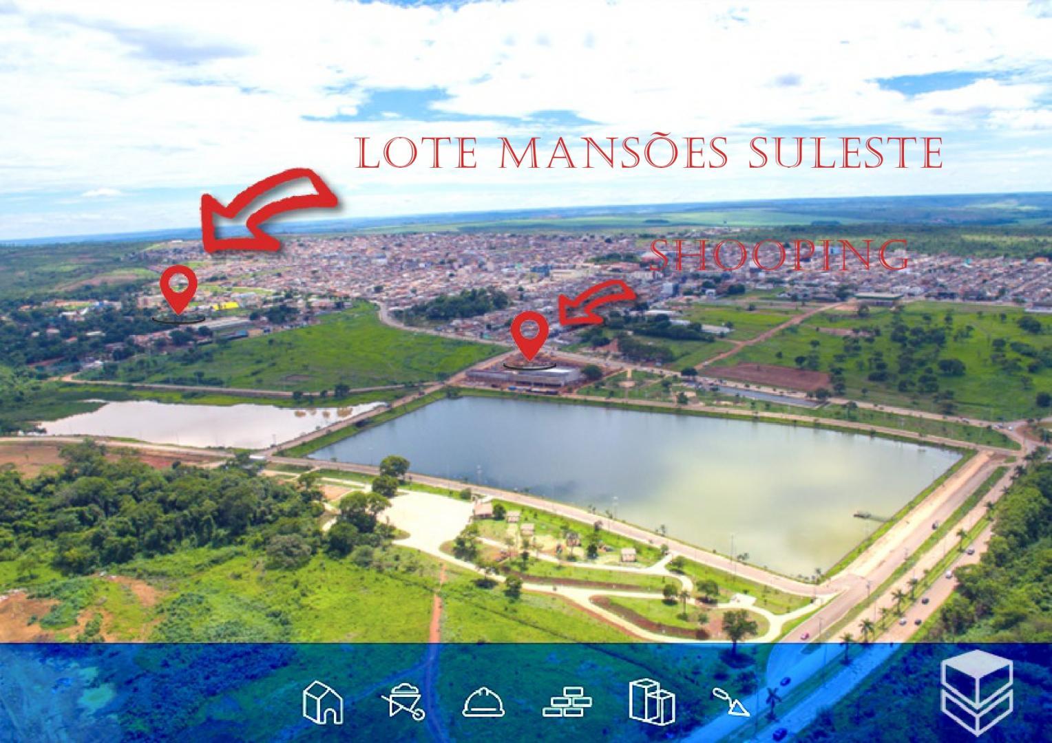 Vendo lotes, 3.334,45m2, Mansões Suleste, Cidade Ocidental GO