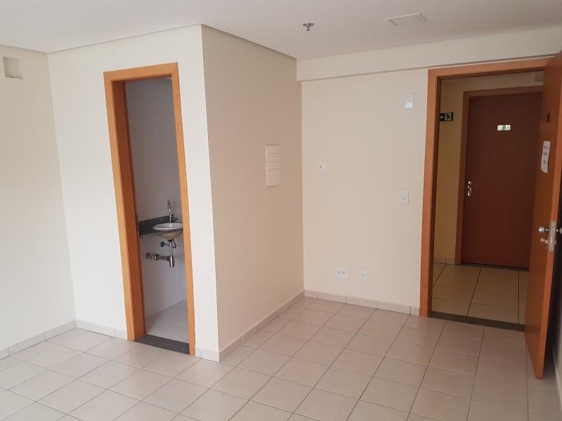 Olha que sala linda que estou vendendo! 27m2, Asa Sul - DF