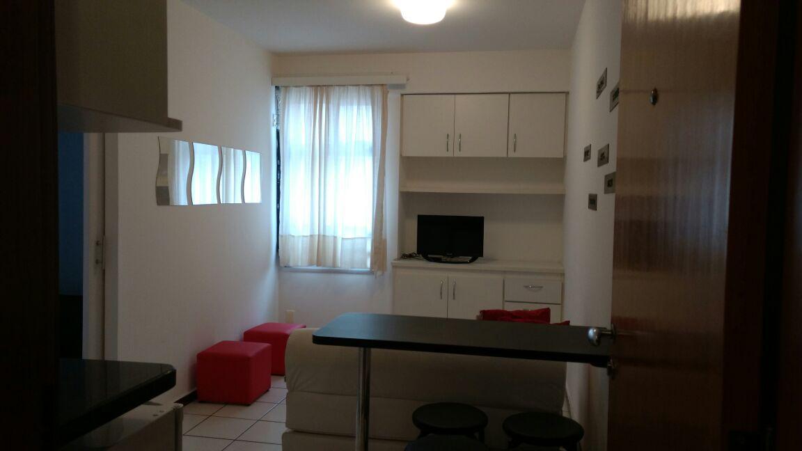 Kitnet Mobiliada (Térrea), Condomínio Grand Ville, Asa Sul, Brasília/DF.