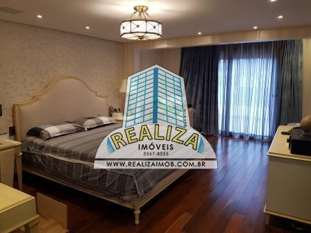SHIS QL 6 Ponta de picolé mansão de luxo 5 quartos sendo 5 suítes Lago Sul Brasília