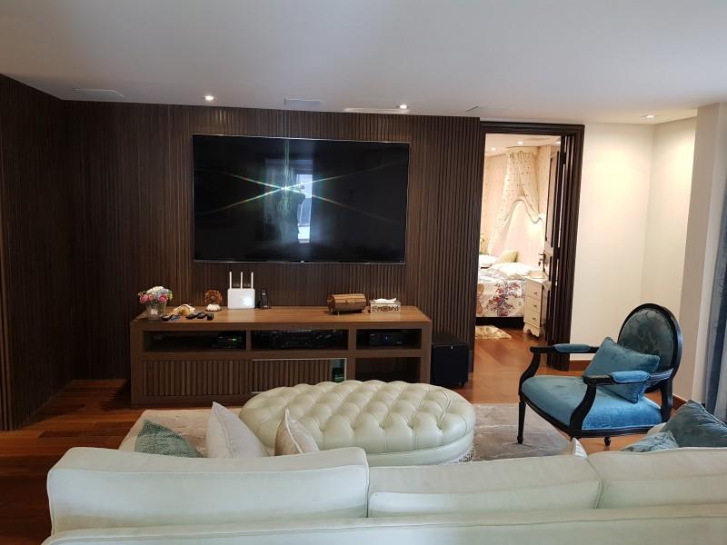 QL 06 Ponta de picolé mansão luxo elevador, novíssima, construída há três anos, mobiliada