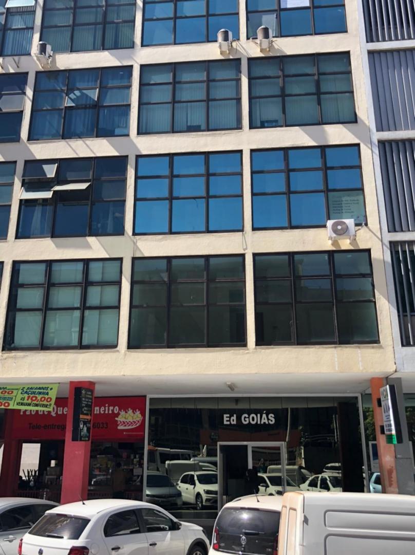 ALUGO SALA COMERCIAL NA SCS QUADRA 02 BL. C ED. GOIAS BRASILIA-DF