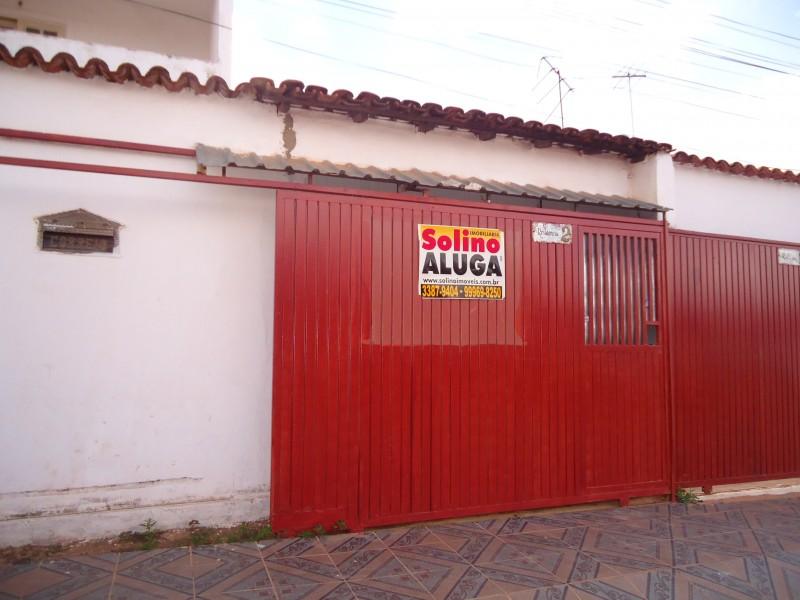 ALUGO CASA DE 02 QUARTOS NA QMS 41 LOTE 02 SETOR DE MANSÕES/ SOBRADINHO-DF