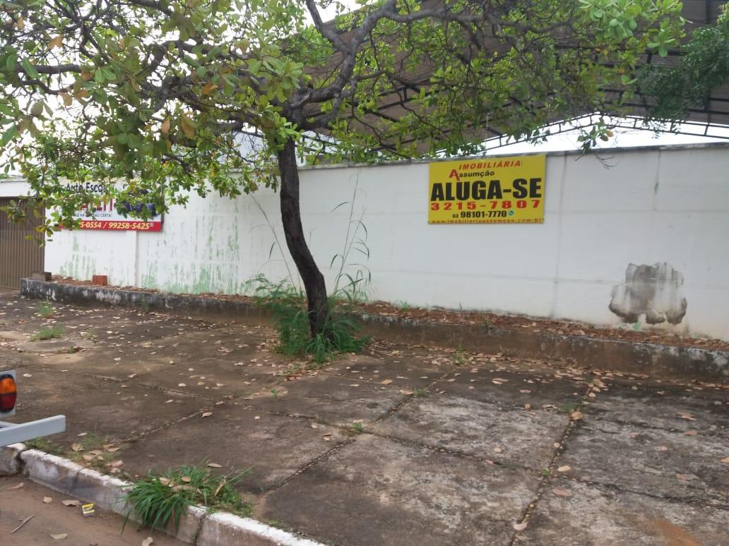 Aluga - se Galpão 170m² - Quadra 104 Norte Rua NE 07
